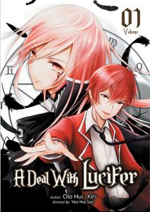 Read A Deal With Lucifer Comic Manga Online