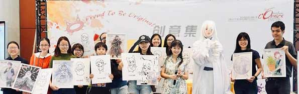 Dream Walker 10th Anniversary Celebration with Ms. Yeo Hui Xuan and fans!