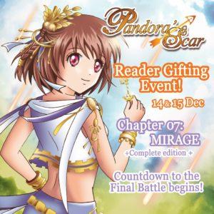 Pandora's Scar Chapter 7