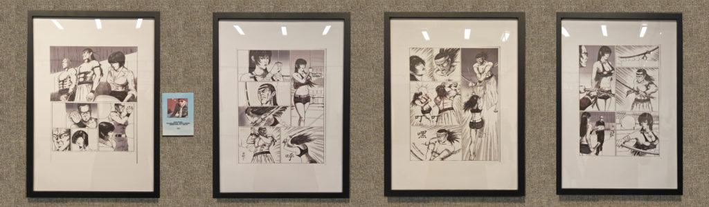 湖水蓝 ( Hu Shui Lan )-澳门漫画家,早前已积极参与漫画活动,喜欢尝试不同类型题材,现积极製作首部个人作品,《残酷天使》